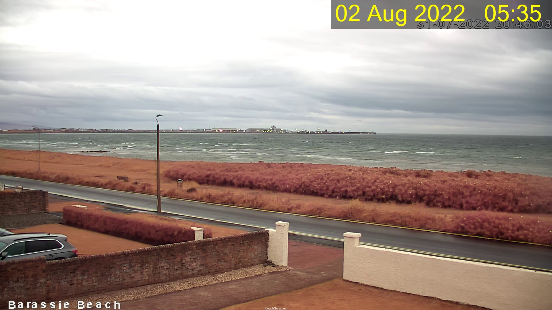 Barassie Beach WebCam